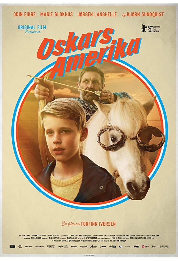 Oskars Amerika kapak