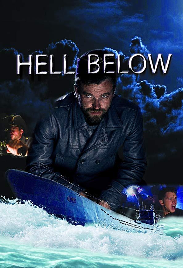 Hell Below kapak