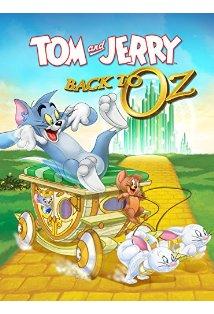 Tom & Jerry: Back to Oz kapak