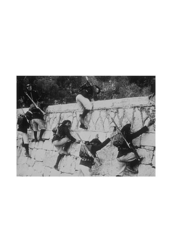 27ème chasseurs alpins: assaut d'un mur kapak