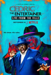 Cedric the Entertainer: Live from the Ville kapak
