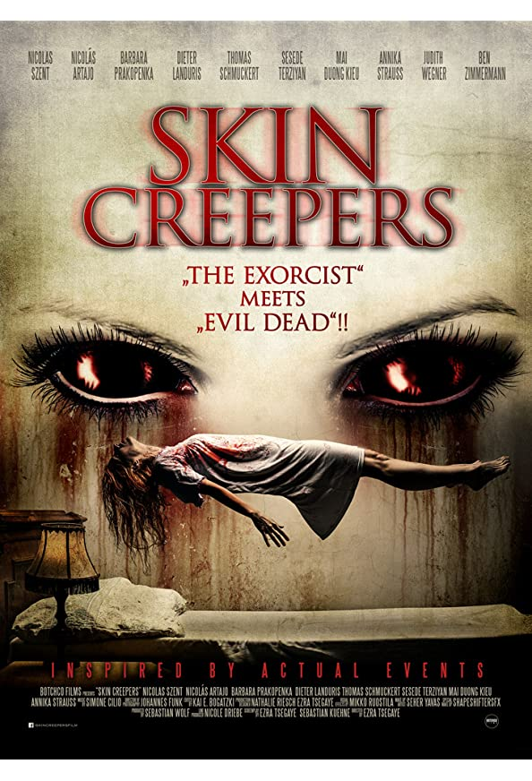 Skin Creepers kapak