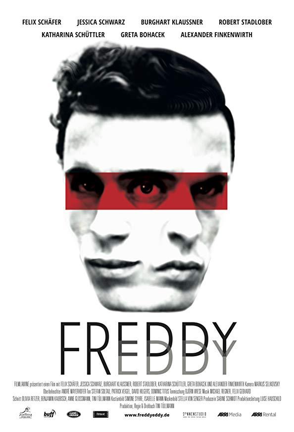 Freddy/Eddy kapak