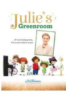 Julie's Greenroom kapak