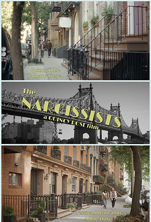 The Narcissists kapak