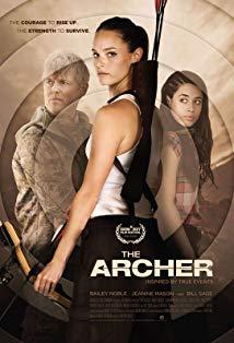 The Archer kapak