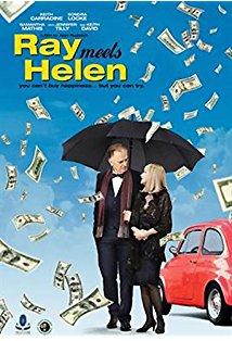 Ray Meets Helen kapak