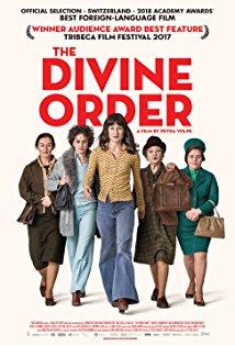 The Divine Order kapak