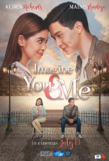 Imagine You & Me kapak