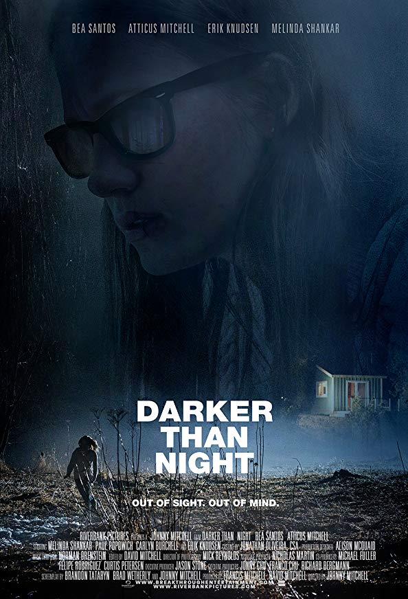 Darker Than Night kapak