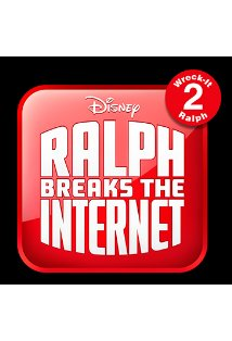 Ralph Breaks the Internet: Wreck-It Ralph 2 kapak