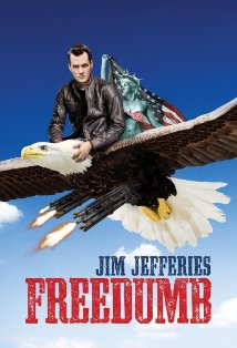 Jim Jefferies: Freedumb kapak