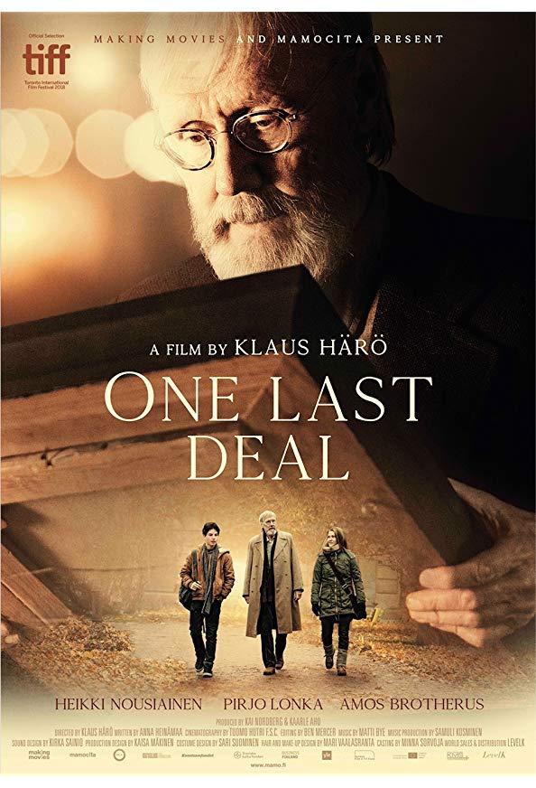 One Last Deal kapak