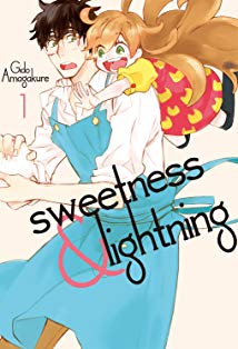 Sweetness and Lightning kapak