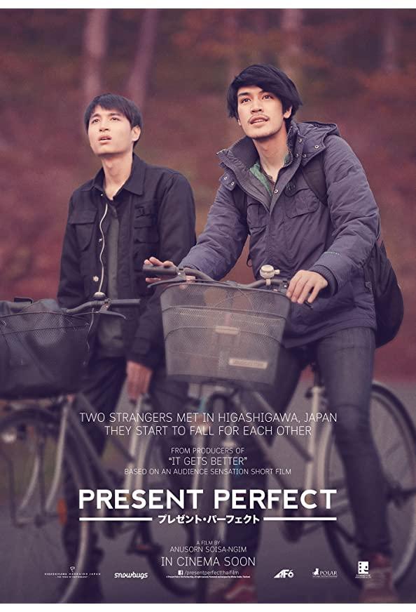 Present Perfect kapak