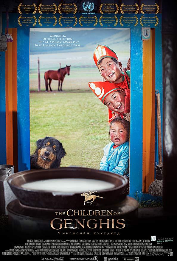 The Children of Genghis kapak