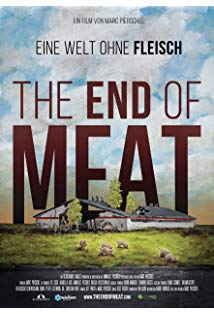 The End of Meat kapak