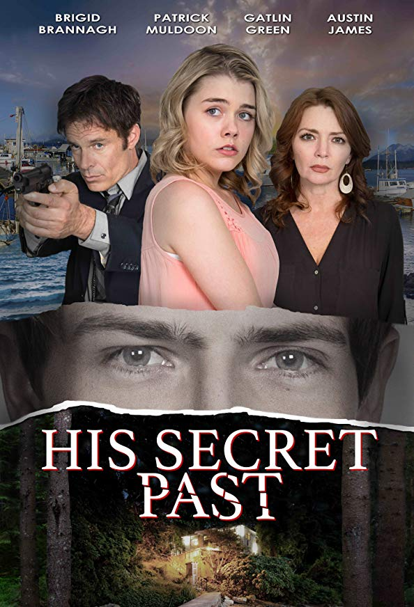 His Secret Past kapak