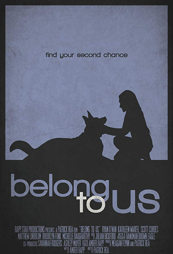 Belong to Us kapak