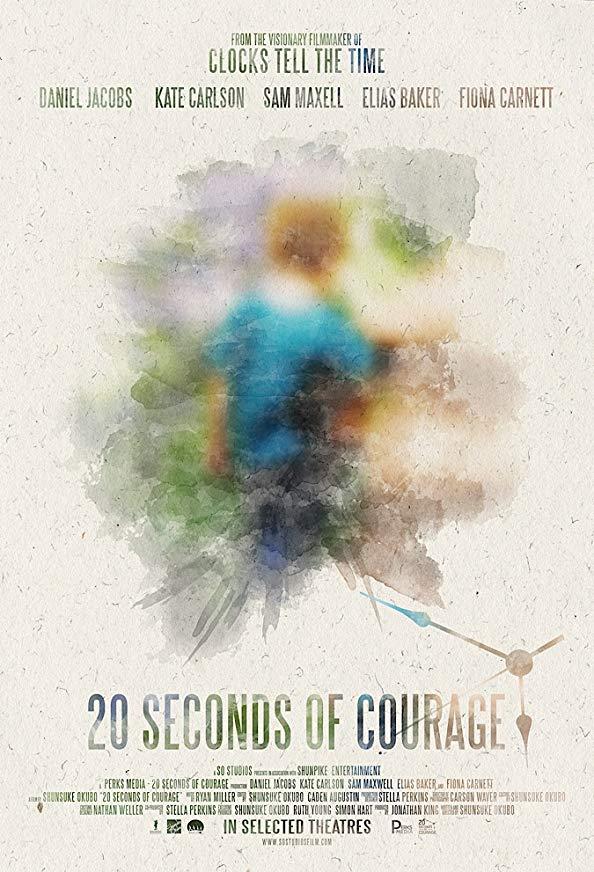 20 Seconds of Courage kapak