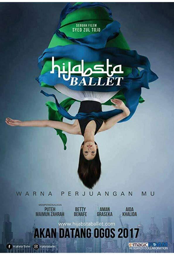 Hijabsta Ballet kapak