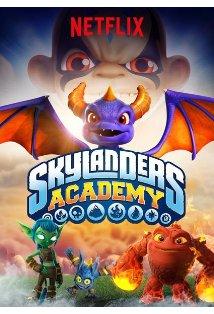 Skylanders Academy kapak