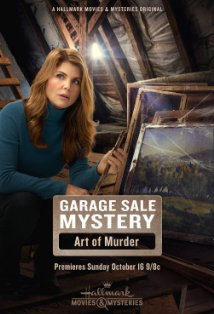 Garage Sale Mystery: The Art of Murder kapak
