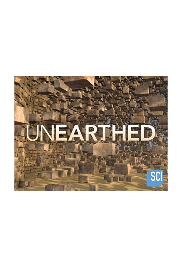 Unearthed kapak