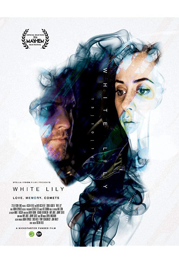 White Lily kapak