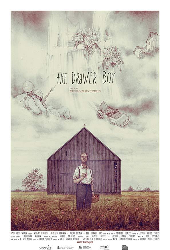 The Drawer Boy kapak