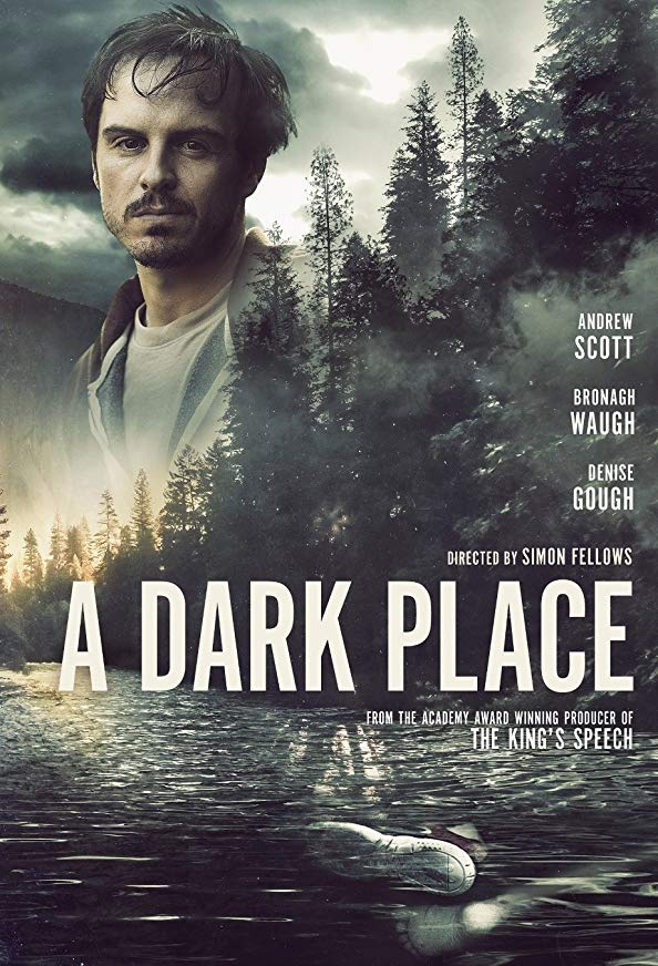 A Dark Place kapak