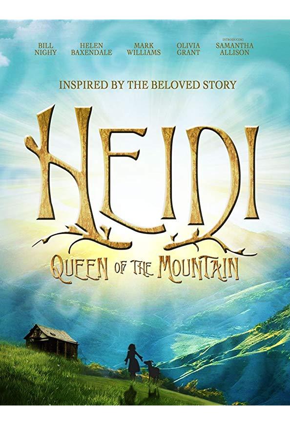 Heidi: Queen of the Mountain kapak