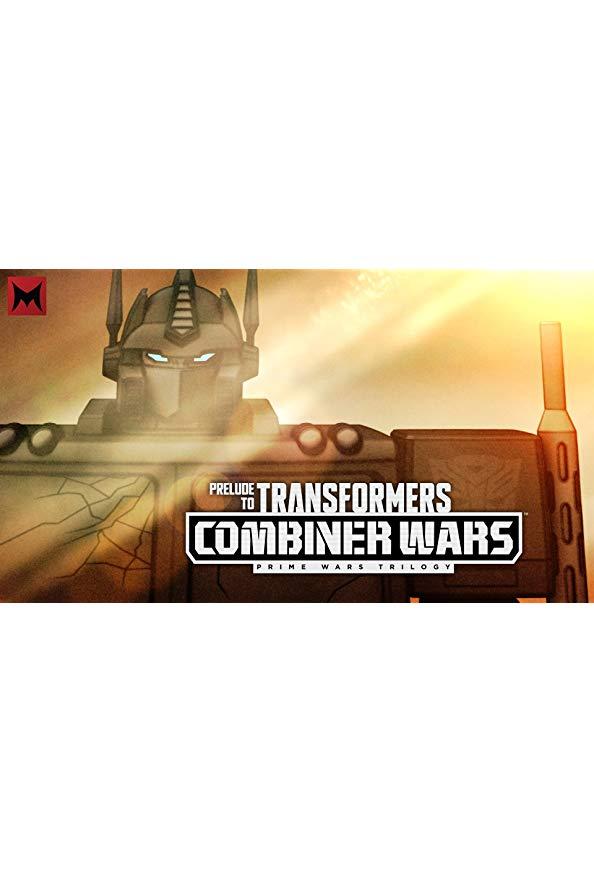 Prelude to Transformers: Combiner Wars kapak