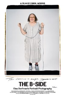The B-Side: Elsa Dorfman's Portrait Photography kapak