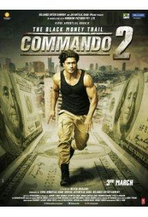 Commando 2 kapak