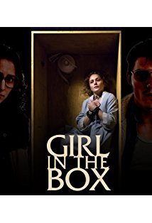 Girl in the Box kapak
