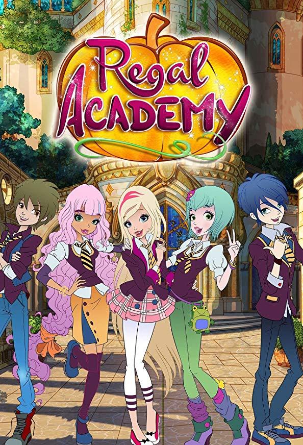 Regal Academy kapak