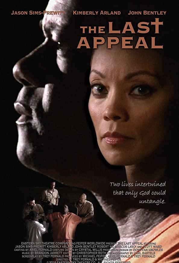 The Last Appeal kapak