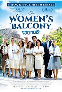 The Women's Balcony kapak