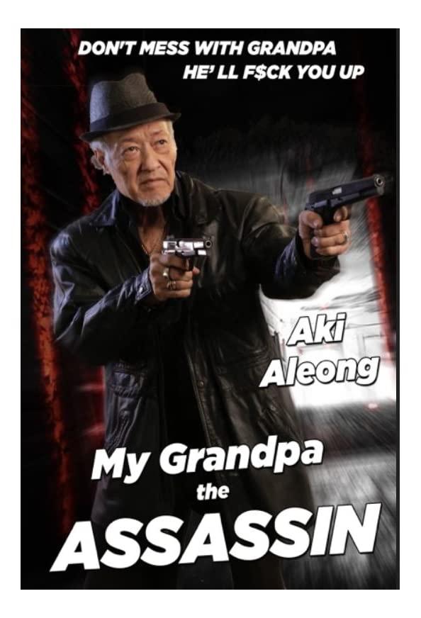 My Grandpa the Assassin kapak