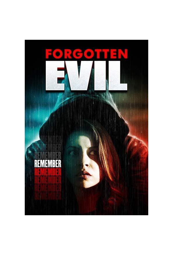 Forgotten Evil kapak
