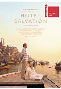 Hotel Salvation kapak