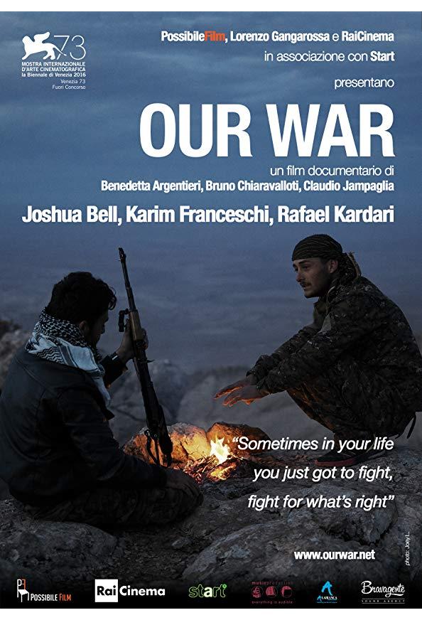 Our War kapak