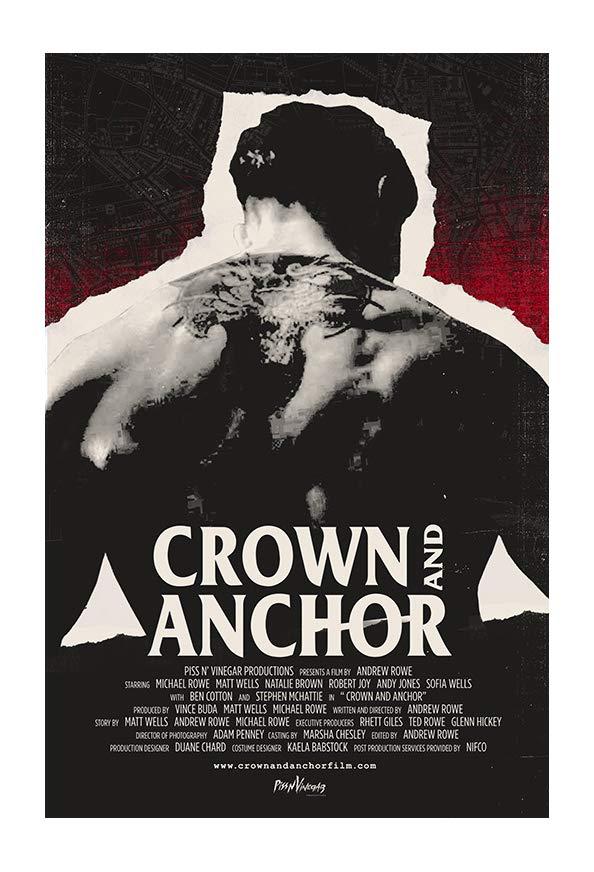 Crown and Anchor kapak