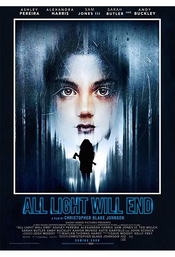 All Light Will End kapak