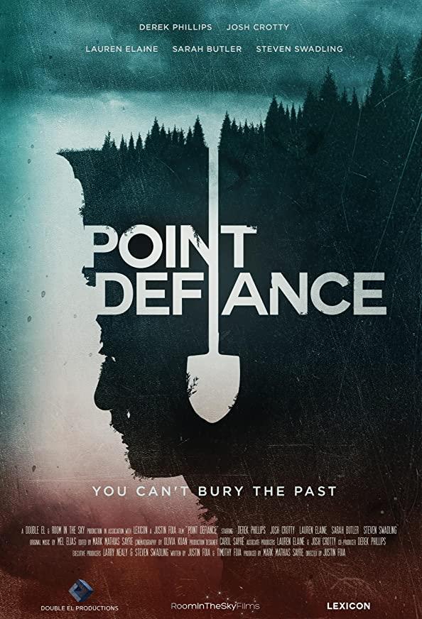 Point Defiance kapak
