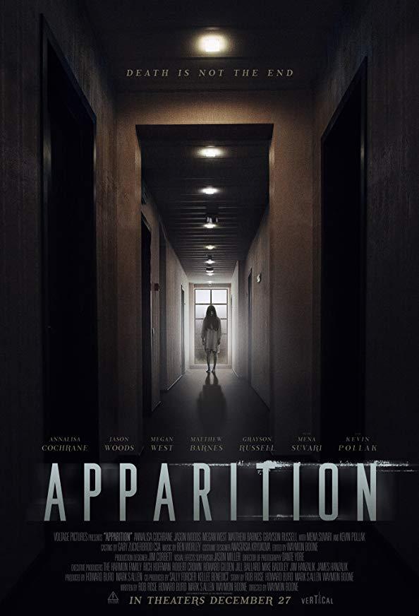 Apparition kapak