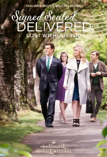 Signed, Sealed, Delivered: Lost Without You kapak