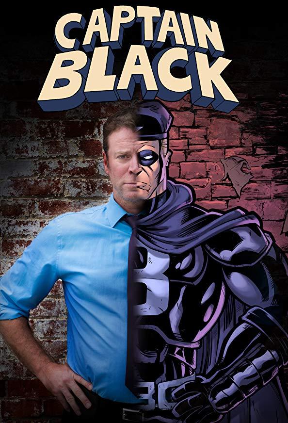 Captain Black kapak