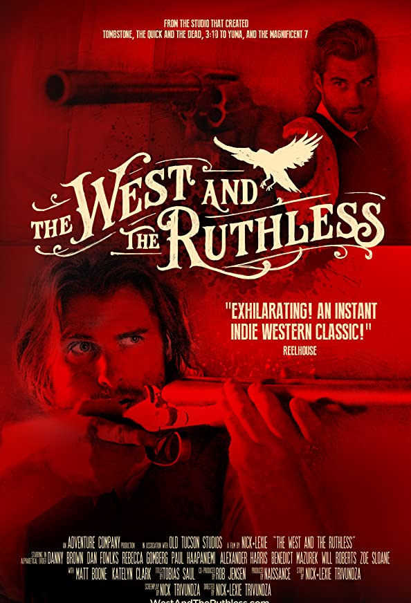 The West and the Ruthless kapak